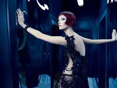 Karlie Kloss by Emma Summerton for W Korea March 2014. #fashion