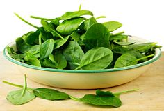 Food Swaps That Fight Belly Fat: Spinach for Iceberg Lettuce