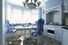 Фото из портфолио Английский дворик – фотографии дизайна интерьеров на INMYROOM