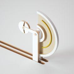 Kinetic sculptures on Behance 3d Cinema, 3d Type, Automata, Motion Design, Art Direction, Sculpting, Sculptures, Digital Art, Design Inspiration