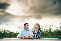 Engagement Photography at Childress Vineyards