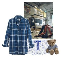 """""""lost in your bedroom"""" by asmin ❤ liked on Polyvore featuring Heidi Klum Intimates, Madewell, Lexington and bedroom"""