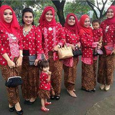 Kebaya Wedding, Model Kebaya, Batik Kebaya, Kebaya Muslim, Bridesmaid Dresses, Wedding Dresses, Bridesmaids, Cute Cartoon Wallpapers, Wedding Styles