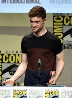 Daniel Radcliffe Photos - Sony Pictures Presentation - Comic-Con International 2014 - Zimbio