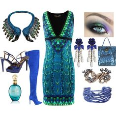 Roberto Cavalli by carolwatergirl on Polyvore