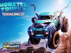 تحميل افضل لعبة سباق شاحنات للكمبيوتر كامله Monster Trucks