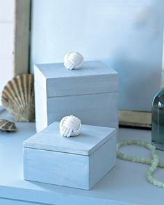 Nautical Knobs How-To
