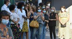 Covid: mascherina obbligatoria all'aperto: Genoa, Campania e Foggia. Conitnuano le misure restrittive sopratutto a Genova, Foggia e l'intera Gossip News, Vip