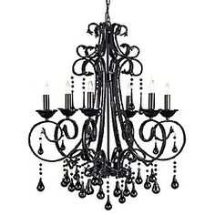Ovation Chandelier By Currey And Company