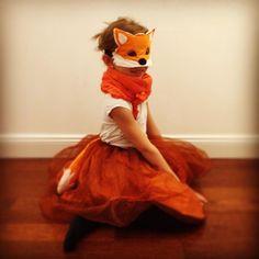 """#kivanta #kids #schoolplay #christmasparty #schoolparty #wanja #werklopft #fox #costume #foxcostume #girlcostume Mum, we have to bring our costume for…"""