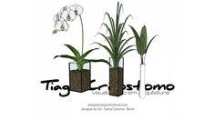 Plantas arranjos decorativos - 3D Warehouse