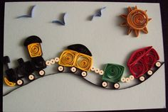 March 2006 Contest - Quilled Creations Quilling Forum