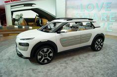 Citroën Cactus Concept / Citroën C (2013) #conceptcar #citroen
