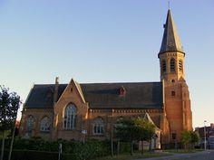 St. Donatius Church Zeebrugge