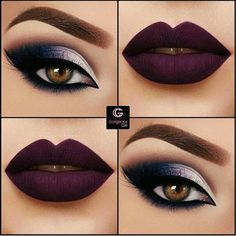 #MakeupGoals Yay or Nay? #Beauty Snap for more on makeup only at ->✖️FOSTERGINGER AT PINTEREST ✖️