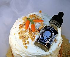Tired of endless iterations of the same handful of dessert flavor profiles? Think outside the box and try something truly extraordinary with Carrot Cake! Available now on birdejuice.com  #birdejuice #maxvg #ejuice #eliquid #vape #vaping #vapefam #cleanjuice #theflock #cloudchasing #subohm #cloudchaser #flavorchaser #maxwatts #carrotcake