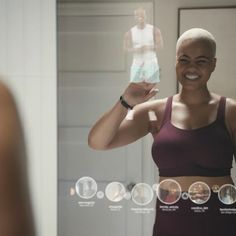 This is not just a Mirror. It's a reflection of an unstoppable community. Visit mirror.co and see your best self in The Mirror. Gymnastics Videos, Gymnastics Workout, Home Gym Mirrors, Craftsman Exterior, At Home Gym, Model Homes, Butt Workout, Best Self, Workout Videos