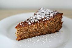 orange walnut cake from lottie and doof