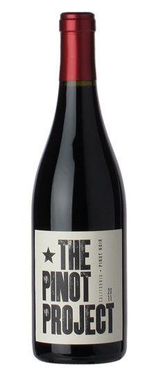 2011 The Pinot Project California Pinot Noir  wine / vinho / vino mxm #vinosmaximum