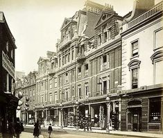 Peter Jones, 2-10 Kings Road, Chelsea, 13 Jul 1885