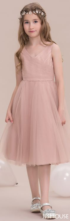 It is just the right dress for a flower girl. #JJsHouse #Junior #Bridesmaid
