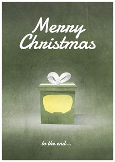 Gaming Christmas cards by Dean Walton