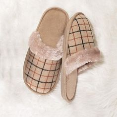 The perfect fall-to-winter slipper. Fleece upper with faux-fur trim. Regularly $14.99, shop Avon Fashion online at http://eseagren.avonrepresentative.com