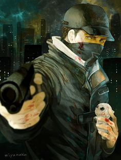 Watchdogs... is that a little-... sheep eoe What? -Will