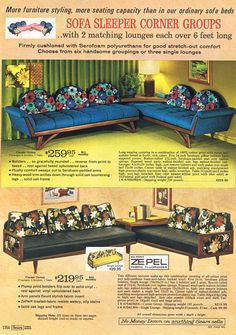 vintage ads  catalogs   covers on pinterest 1950s ads