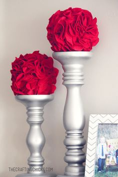 Valentine Mantle Inspiration - The Crafting Chicks