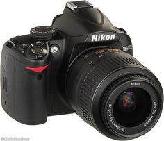 How to use a Nikon D3000