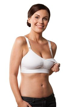 Maternity Shopping: Carriwell Padded Seamless Nursing Bra - Very comfortable