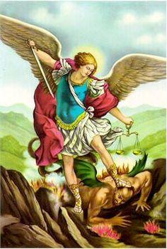"""""""29 Septiembre Celebración de San Miguel Arcángel"""""""