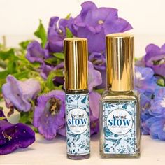 Lily-of-the-valley, juniperberry, bergamot and amber create a calm atmosphere 💐 Our Slow botanical perfume was created so you can find peace and tranquility in any space Finding Peace, Bergamot, Amber, Perfume Bottles, Lily, Wellness, Space, Create, Natural