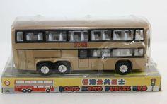 Sun Hing Toys Hong Kong Public Bus KWB