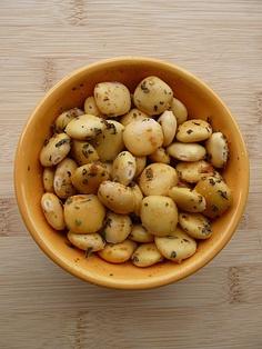 Excellente source de protéine pour les végétariens : la graine de lupin