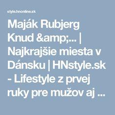Maják Rubjerg Knud &... | Najkrajšie miesta v Dánsku | HNstyle.sk - Lifestyle z prvej ruky pre mužov aj ženy