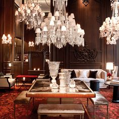 Reserve Baccarat Hotel & Residences New York City, New York, USA at Tablet Hotels