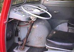 Peugeot [pig-snout] 1964 D4b ambulance