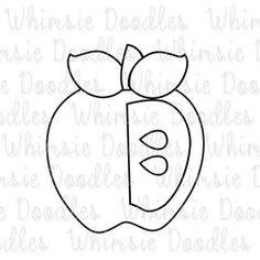 Print-n-Clip/SVG's -  Whimsie Doodles