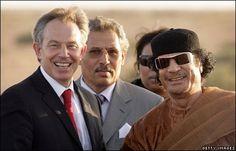 #Libya, #Syria, Lies, Perfidies and Tony #Blair