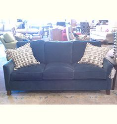 Elegant Circle Furniture Outlet   Candice Olson Pippa Sofa
