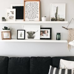 s a t u r d a y shelfie❤️ no agenda today .hanging out with my favorite guys. Room Interior, Home Interior Design, Creative Wall Decor, Loft Furniture, Living Room Shelves, Furniture For Small Spaces, Dream Decor, Home Accessories, Bedroom Decor