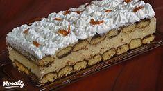 Hungarian Cake, Hungarian Recipes, Hungarian Food, Sweet Cookies, Cake Cookies, Sweet Recipes, Cake Recipes, Ital Food, Non Plus Ultra