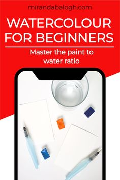 Have you ever wondered how much water to use in watercolour painting? Then click here to learn how to control watercolour by practicing value scales and washes. Master water control by learning how to balance the paint to water ratio to create pretty watercolour paintings. Use these three watercolour tips to improve your watercolour art by painting loosely and skillfully. Watercolour Tips, Watercolor Beginner, Step By Step Watercolor, Watercolor Painting Techniques, Watercolour Paintings, Acrylic Painting Tutorials, Watercolour Tutorials, Your Paintings, Beautiful Paintings