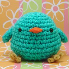 Amigurumi Chick by Amigurumi Kingdom