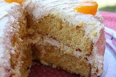 Mommy's Kitchen: Mandarin Orange Cake {The Perfect Summer Cake}