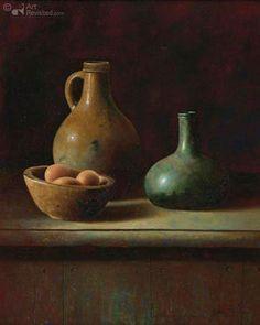 Martin Sijbesma | Still life | Realism | Realist painter | Dutch Painter | Dutch Artist |