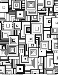 Ambi bullet vibrator delivers a unique design that best fits a woman's curves. Geometric Coloring Pages, Pattern Coloring Pages, Coloring Book Pages, Coloring Sheets, Mandala Coloring, Doodle Patterns, Zentangle Patterns, Art Patterns, Square Drawing