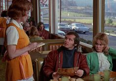 Jack Nicholson and Bob Rafelson discuss the big 'chicken salad' scene from 'Five Easy Pieces' | Dangerous Minds